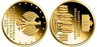Baza monet EXG - 20 Euro Deutscher Wald: Kiefer