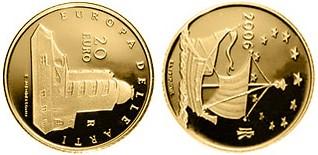 Baza monet EXG - 12.5 Euro 4n Royal Dynasty 2009