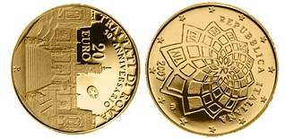 Baza monet EXG - 20 Euro: 50 Years Treaty of Rome