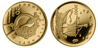 Baza monet EXG - 20 Euro: Europe of the Arts - Celtic art