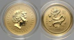Baza monet EXG - Lunar Series 15 AUD 1/10 oz