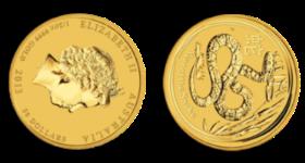 Baza monet EXG - Lunar Year 50 AUD 1/2 oz