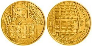 Baza monet EXG - 100 Euro Jugendstil 2007