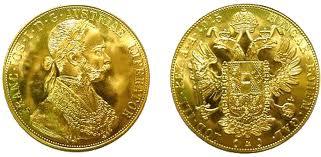 Baza monet EXG - 4 Dukaty (czworak)