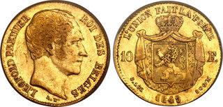 Baza monet EXG - 10 Franków