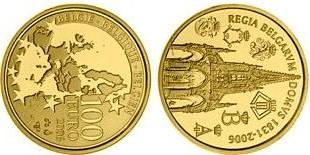 Baza monet EXG - Gold 100 Euro 2006