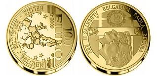 Baza monet EXG - Gold 100 Euro 2009
