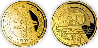 Baza monet EXG - Gold 100 Euro 2011