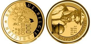 Baza monet EXG - Gold 100 Euro 2012