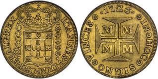Baza monet EXG - 20 000 Reis