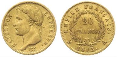 Baza monet EXG - 20 Franków