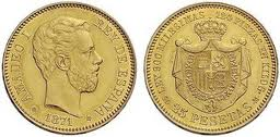 Baza monet EXG - 25 Peso