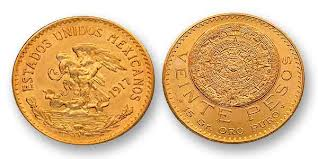 Baza monet EXG - 20 Pesos