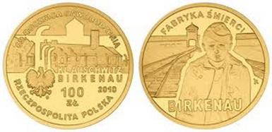 Baza monet EXG - 100 Zł 1997-2013