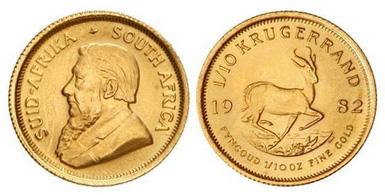 Baza monet EXG - 1/10 Krugerrand