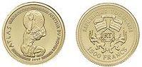 Baza monet EXG - Togo Atlas 1500 Franków