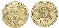 Baza monet EXG - Tuvalu Fauna morska 2 Dolary