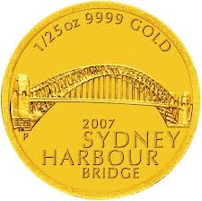 Baza monet EXG - 2 Sydney Harbour Bridge 5 Dolarów