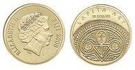 Baza monet EXG - Fidżi Sztuka Lapita 10 Dolarów
