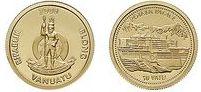 Baza monet EXG - Vanuatu Pałac Potala 50 Vatu