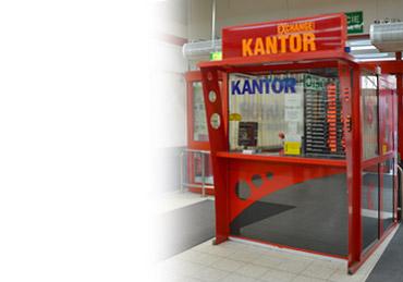 Kantor EXG - Kaufland
