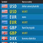 System Wyświatlania Walut EXG